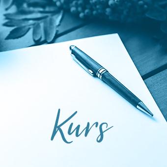 Kurs: Mit Leichtigkeit ins Schreiben kommen