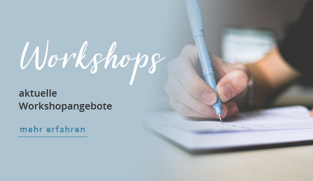 Aktuelle Workshopangebote